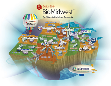 Click on the Sample Biotech Beach Map!
