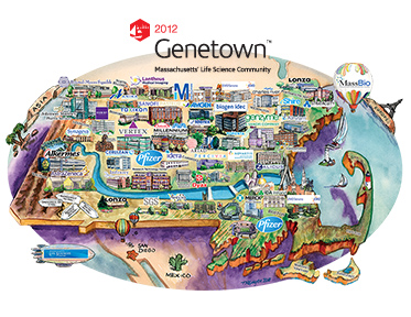 Genetown