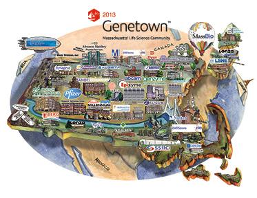 Genetown