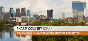 Pharm Country Roars As New Poll Shows Renewed Support for Biotech