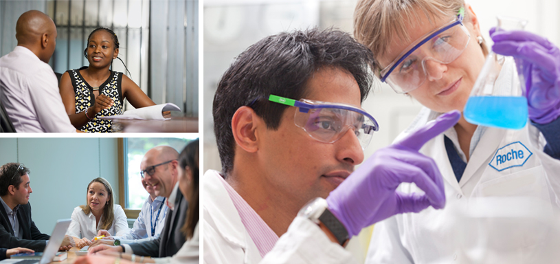 The Five Best Life Science Companies with Great Perks and Work Culture: Roche