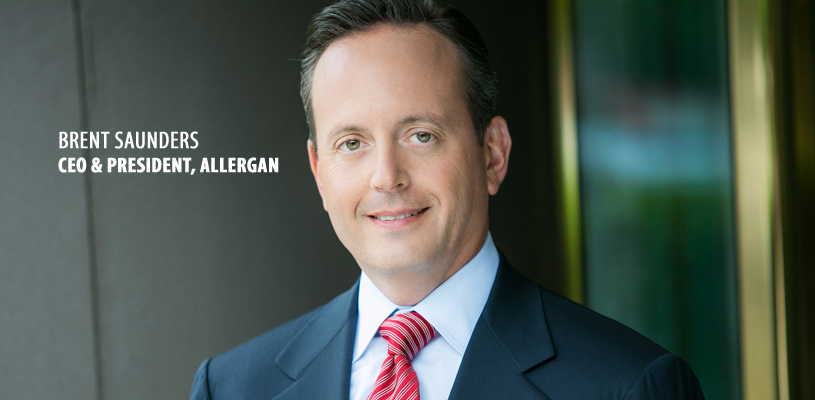 Look Out! Allergan Hunts for More M&As With a Budget Ranging From $100 Million to the Billions