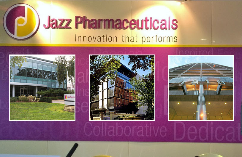 Booming Jazz Pharma Inks Huge Lease in Philadelphia to Accommodate Growth