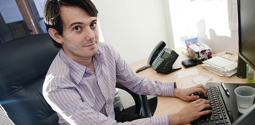 Pharma Bro Shkreli Warned You: Mast Therapeutics Craters After Drug Flunks Phase III Test, Job Cuts Expected