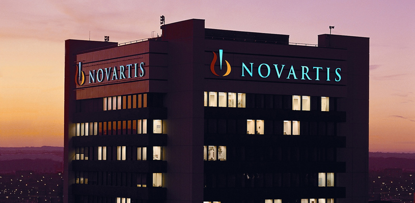 Novartis Stocking Up on