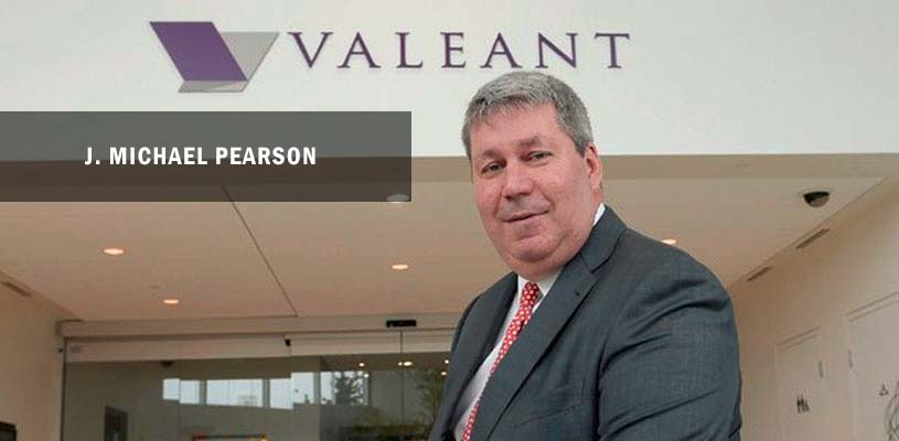 Former Valeant CEO and CFO May Face Criminal Charges