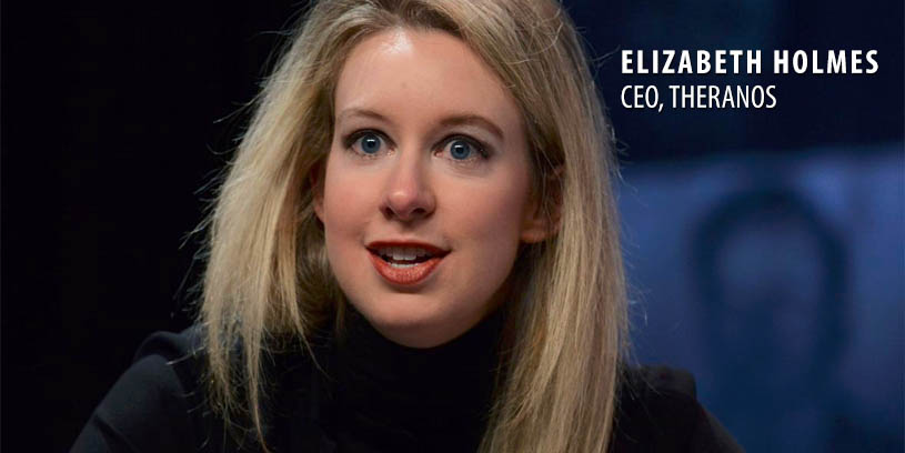 Embattled Theranos and Elizabeth Holmes' Next Bet: Project Edison'
