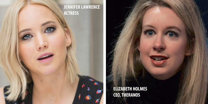 Jennifer Lawrence Signs On to Play Elizabeth Holmes in Movie About Embattled Theranos