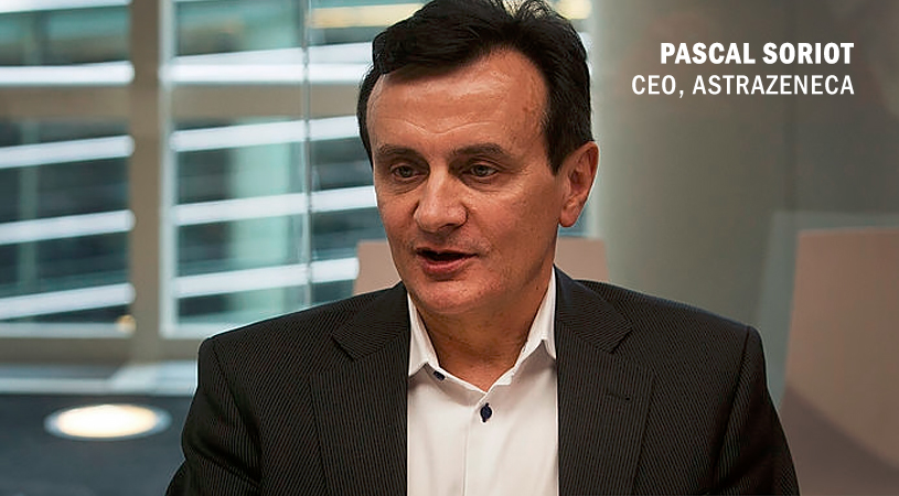 Why AstraZeneca PLC CEO Took a Job His Friends Called a Suicide Mission