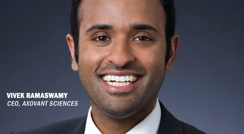 31-Year-Old Biotech Guru Brings in Another $55 Million for Axovant