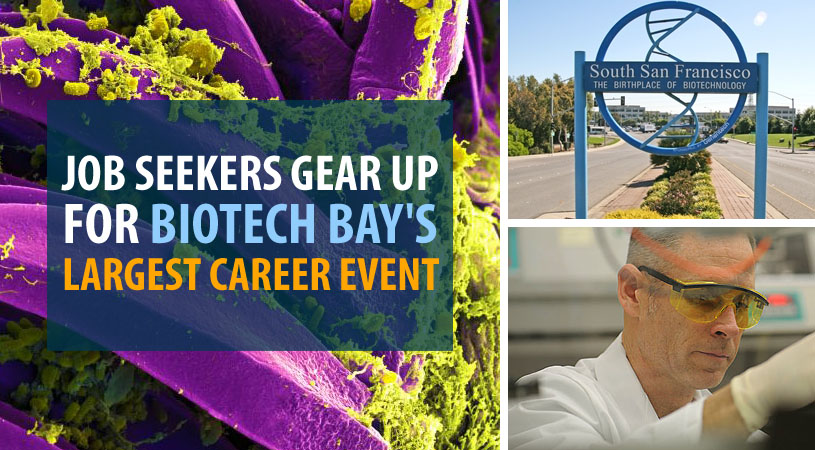 Job Seekers Gear Up for Biotech Bay's Largest Career Event