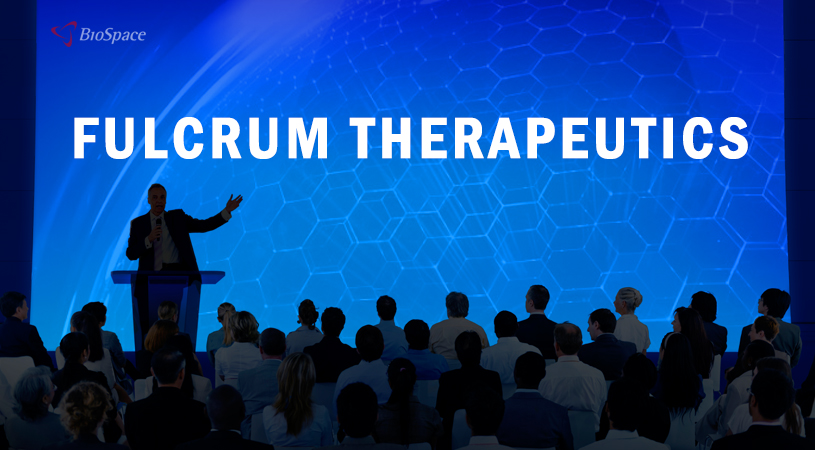 What You Need to Know About Fulcrum Therapeutics