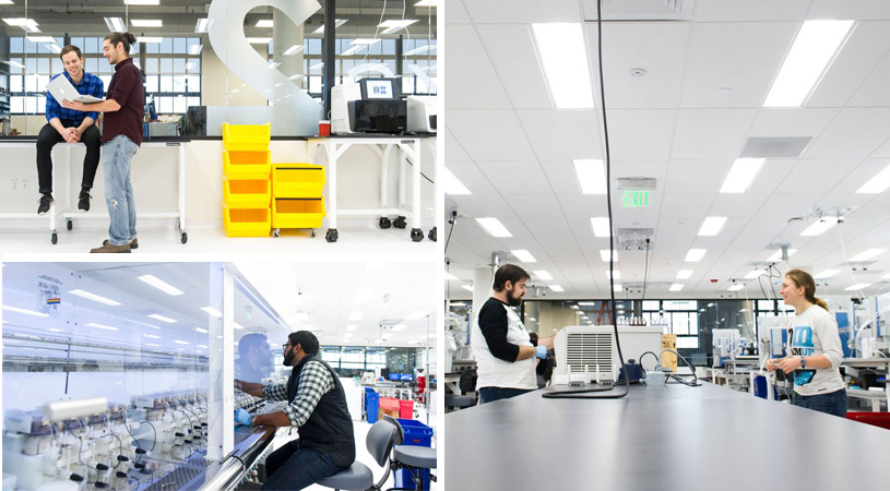 Boston-based Gingko Bioworks Opens World's Largest Biotech Foundry to Increase Production Capacity