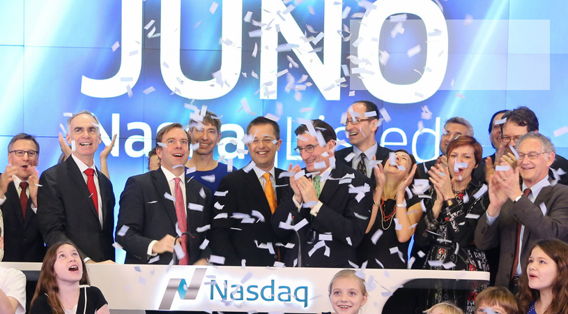 Juno Surges as Small Cancer Study is Hailed a Success, Shows Promise for Other Drugs