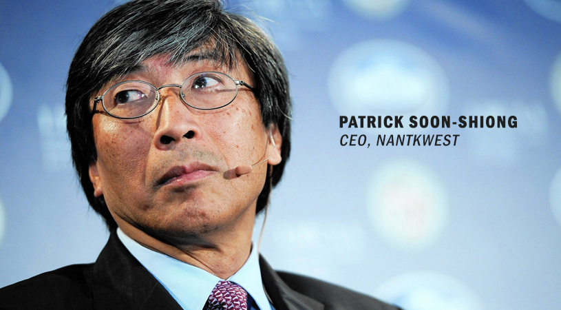 NantKwest CEO (AKA World's Richest Doctor) Rumored to Have Met Trump for Top NIH Job