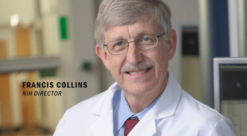 NIH Director to Keep Job Under Trump, for Now