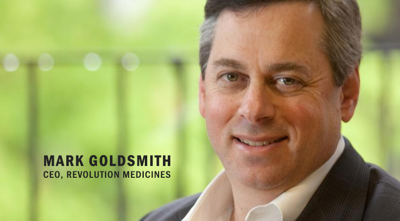 Launched in 2015 with $45 Million, Bay Area Revolution Medicines Scores $25 Million