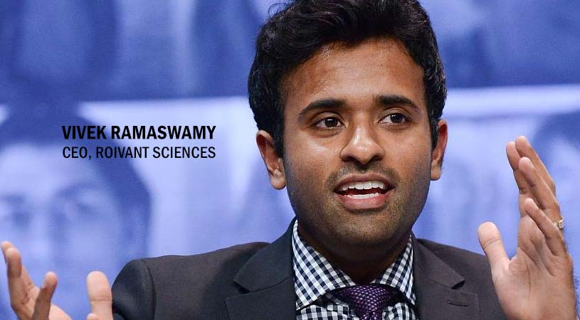 Happy Birthday, Vivek Ramaswamy—Here's a $1.1 Billion Present