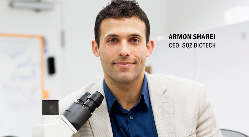 """Helmed by 29-Year-Old CEO, Boston's SQZ Biotech (Pronounced """"Squeeze"""") Nabs $16M and Hires Former Novartis CAR-T Exec as CBO"""