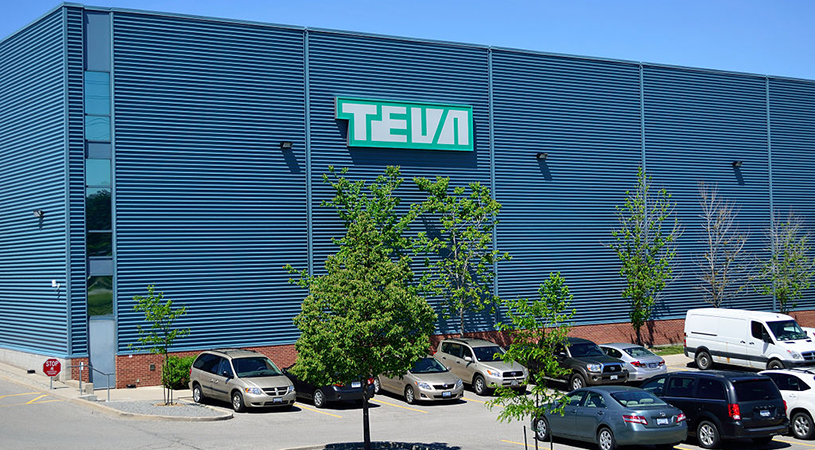 Teva Accuses Former Top Exec of Passing on Trade Secrets to Boyfriend — CEO of Rival Apotex