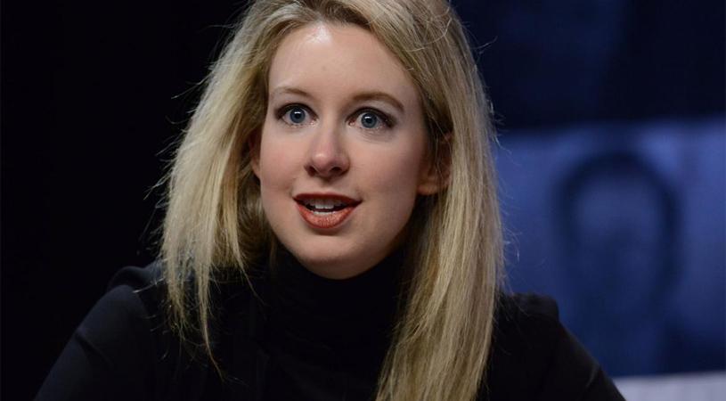 Theranos CEO Set to Host Hillary Clinton Fundraiser