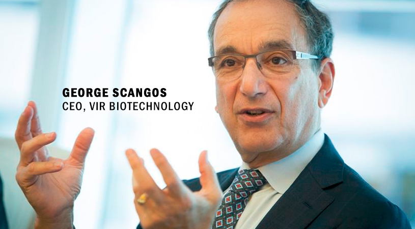 Former Biogen CEO to Helm Newly Launched Bay Area Startup Vir Biotechnology