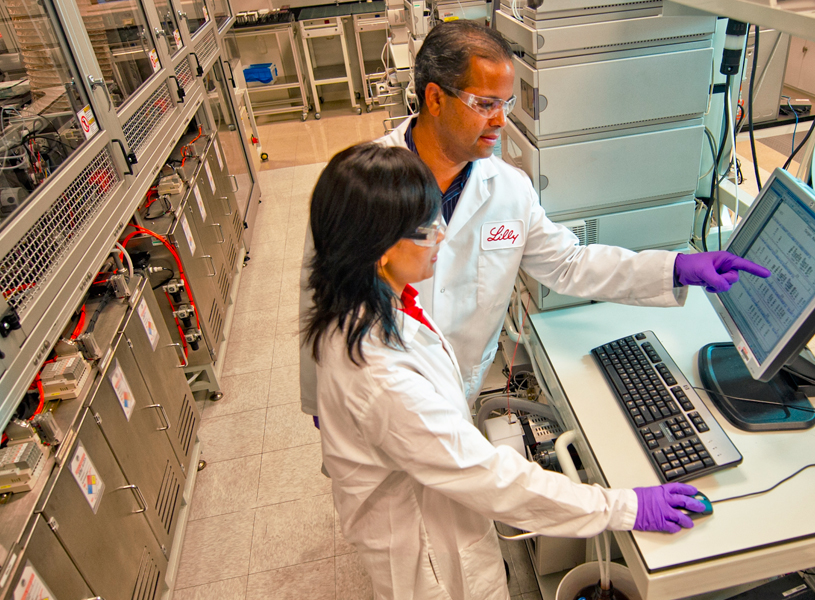 Eli Lilly's Breast Cancer Drug Failed to Meet Phase III Goals, But Panel Recommends Continuation of Trial