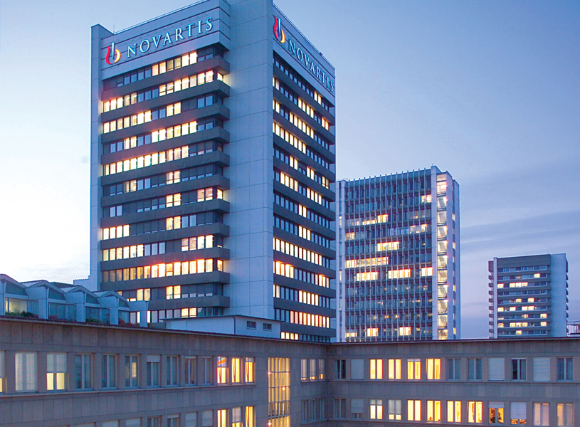 Novartis AG Athens Offices Raided in Bribery Probe, Exec Threatens With Suicide at Nearby Hotel
