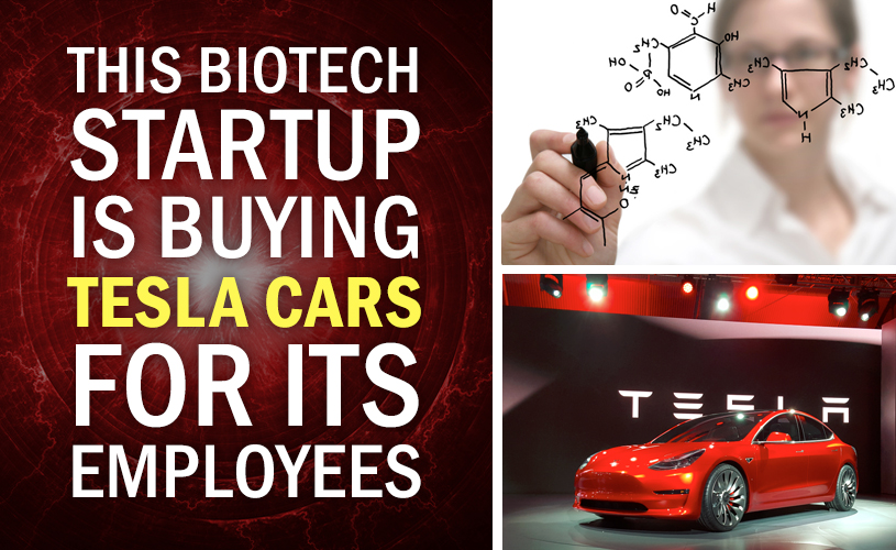 Biotech Startup Practichem Is Buying Tesla Cars for Its Employee