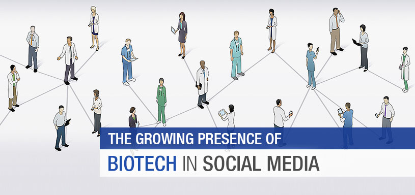 The Growing Presence of Biotech in the World of Social Media