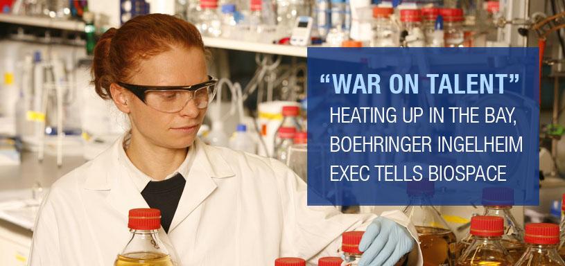 Heating Up in the Bay, Boehringer Ingelheim Exec Tells BioSpace