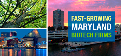 Fast-Growing Maryland Biotech Firms