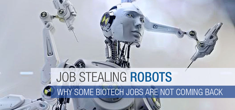 BioPharm Executive: Attack Of The Job-Stealing Robots
