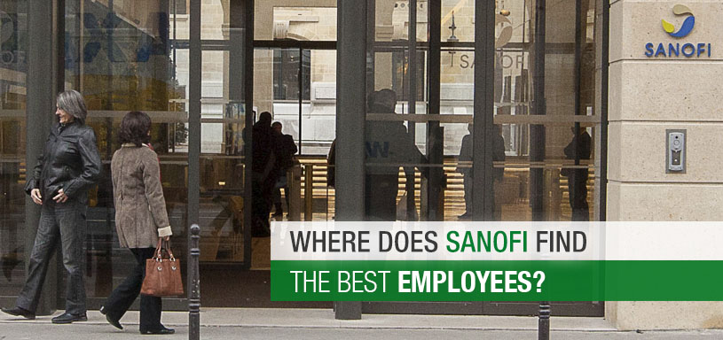 Where Does Sanofi Find The Best Employees?