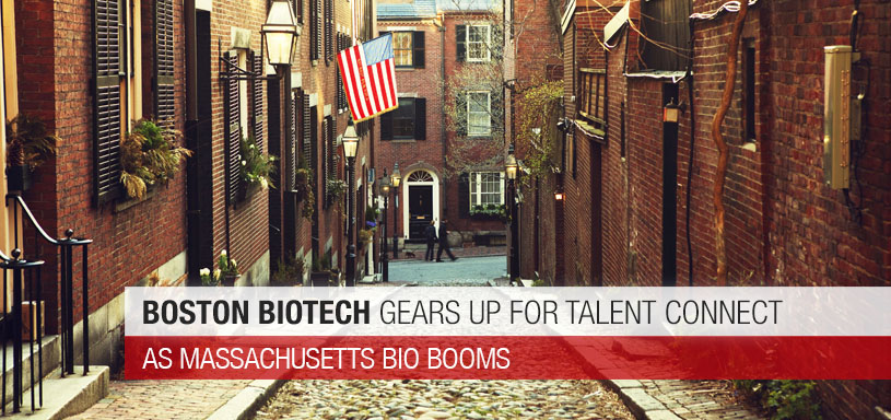 Boston Biotech Gears Up for Talent Connect as Massachusetts Bio Booms