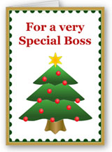 Should You Send Your Boss (Or Former Boss) A Holiday Card?