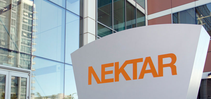 For Sale: Nektar Therapeutics Plans to License Hot New Opioid Drug