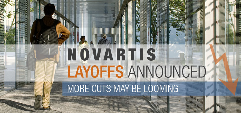 Novartis AG Layoffs Announced: More Cuts May Be Looming