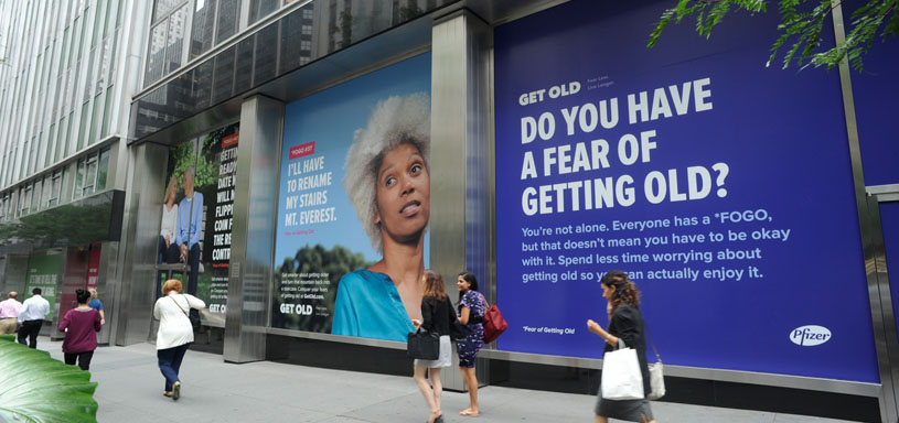 Afraid Of Getting Old? Pfizer Inc. Has The Solution